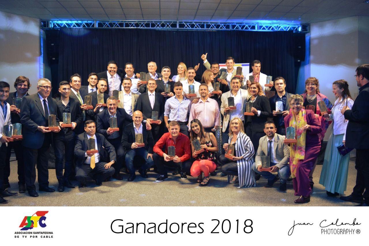 22ª Entrega de Premios ASTC